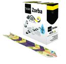 Zorba-nesteiden imeytysnauha