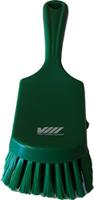 Lyhytvartinen pesuharja (pehmeä), vihreä