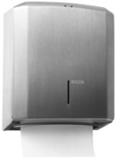 Katrin Hand Towel M Dispenser Steinless Steel